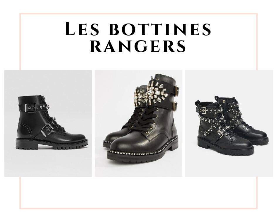 les bottines rangers