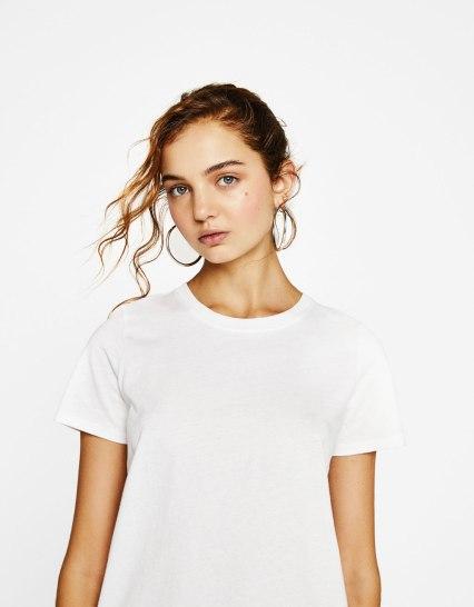tee shirt blanc