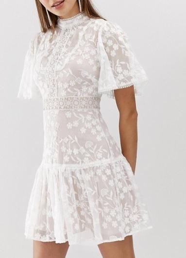 robe courte 2