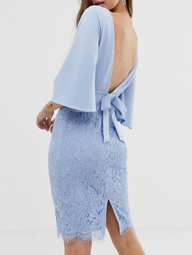 robe courte 6