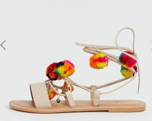 asos sandales plates 3