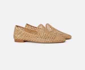 zara chaussures plates 2